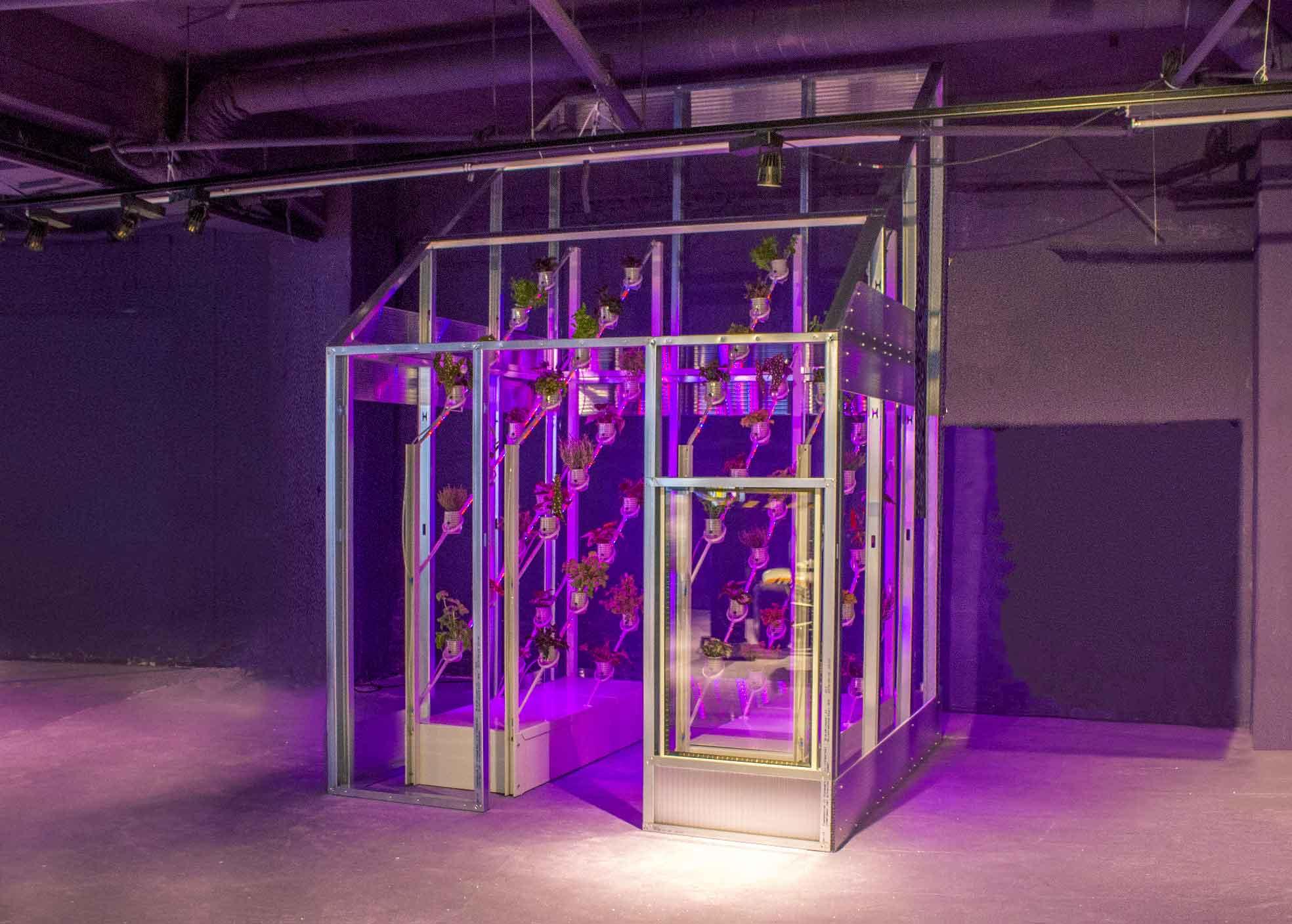 Power-Plant by Marjan van Aubel