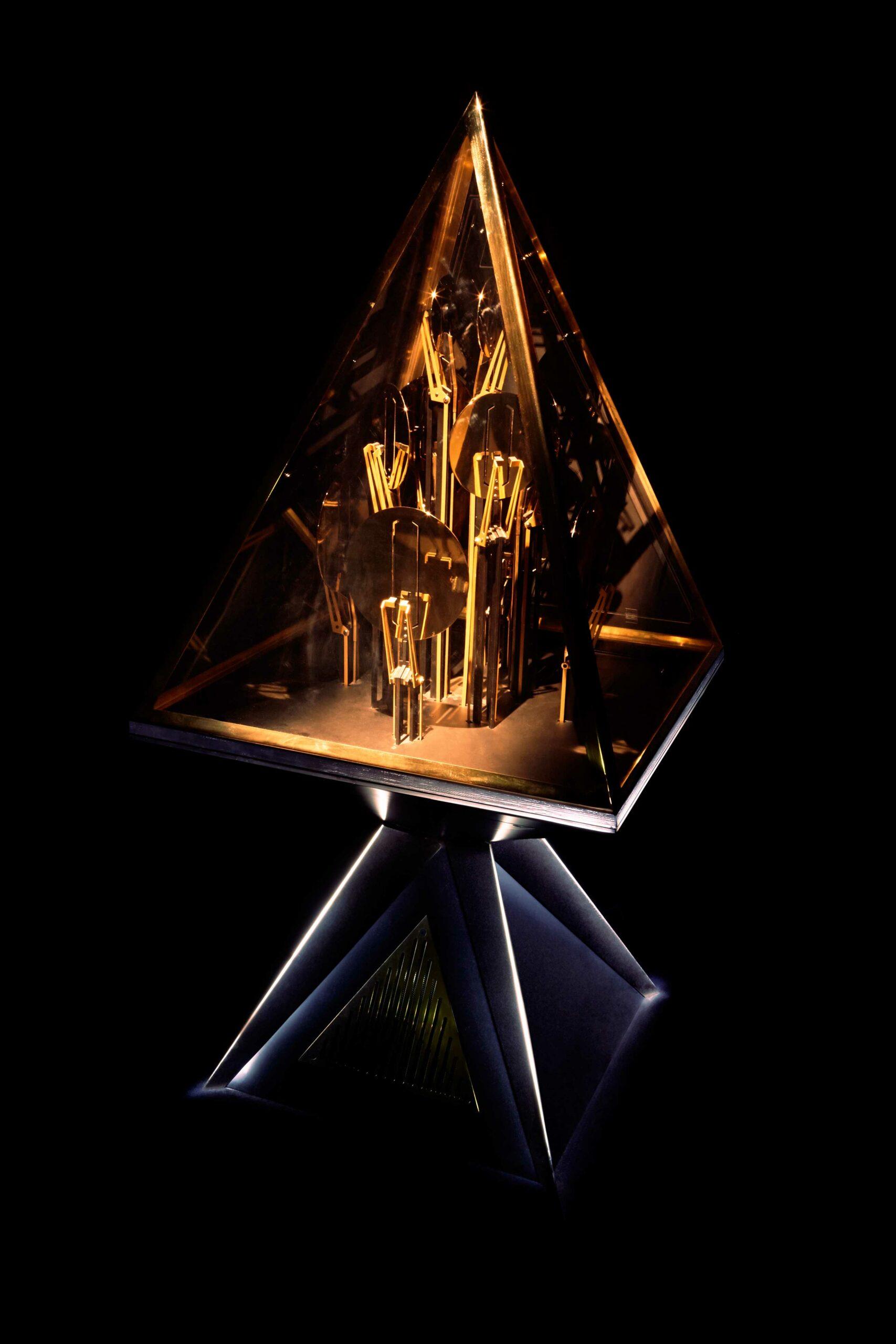 The Pyramidi